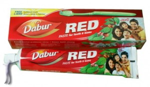 Pasta do zębów Dabur Red 100g