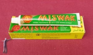 Pasta do zębów Dabur Herbal Miswak  (Meswak) 100ml
