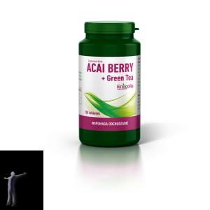 Enecolis Acai Berry + Green Tea (120 tabletek)