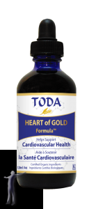Krople TODA (120ml) - HEART of GOLD Formula by TODA™