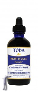 Krople TODA (60ml) - HEART of GOLD Formula by TODA™